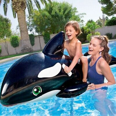 Best Way Killer Whale Swimming Pool Toy with Handles - Brand