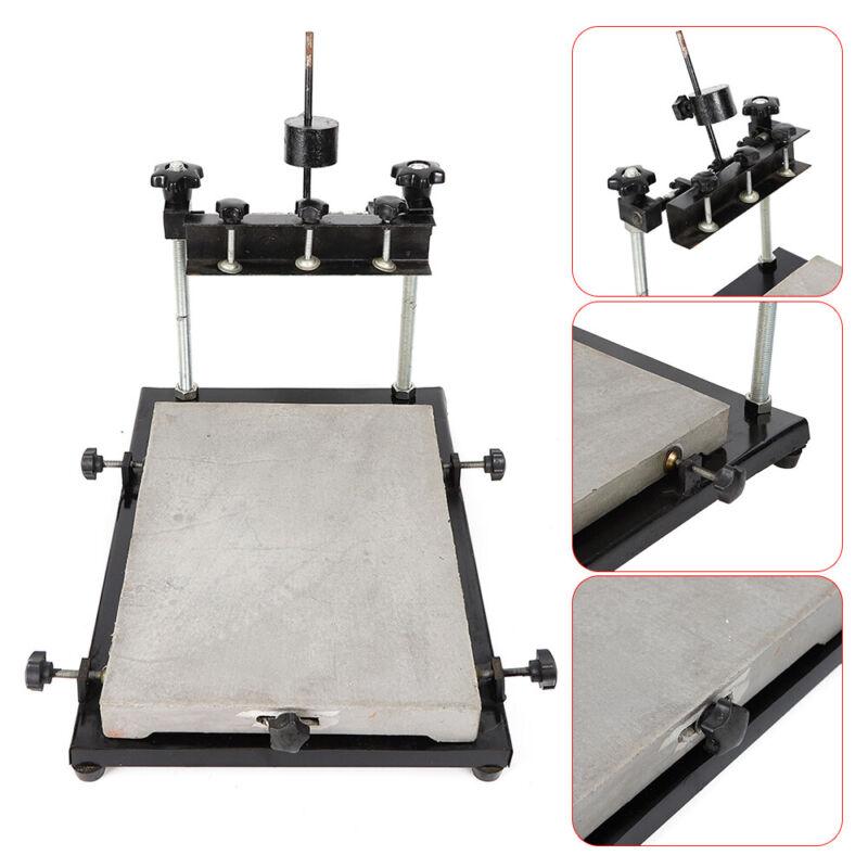 Manual Solder Paste Printer Stencil Printing Platform 440X320mm free shipping