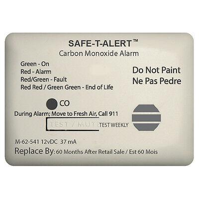 62 series carbon monoxide alarm
