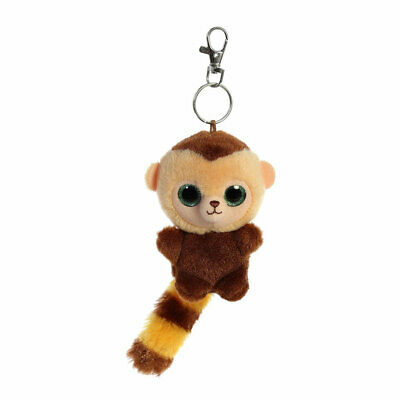 Monkey On Friends (Aurora World Plush - YooHoo Friends Clip On - ROODEE the Blond Capuchin)