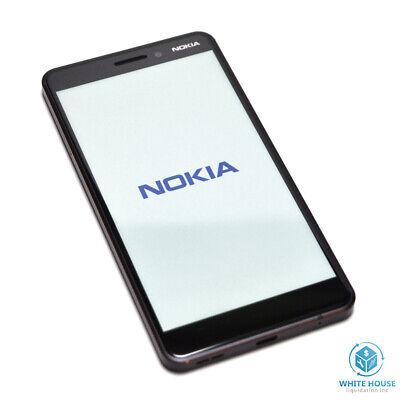 Nokia 6.1 TA-1045 - 32GB - Copper Black (Unlocked) Smartphone