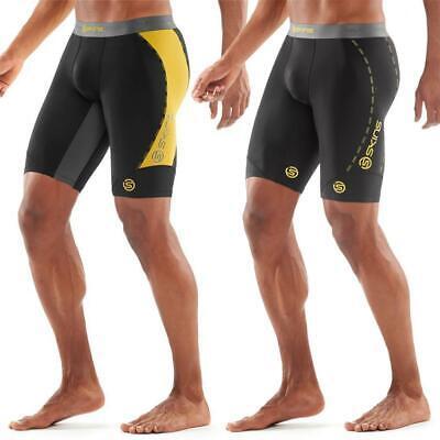 Skins DNAmic Compression Half Tights Herren Trainingshose Hose Sporthose Shorts