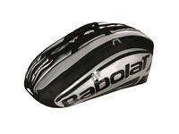 Babolat Team Racket Holder X12 Racket Bag Exclusive - Silver