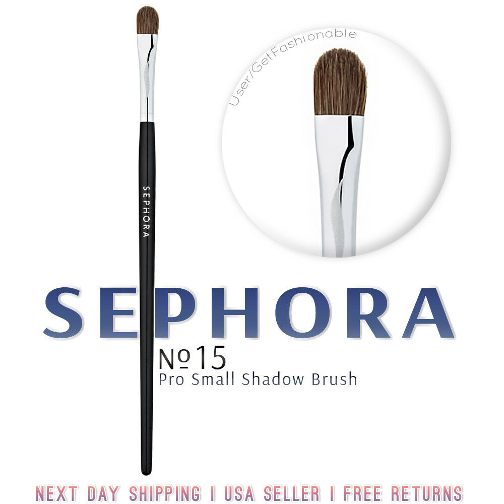 Pro Shadow Brush #15 by Sephora Collection #6