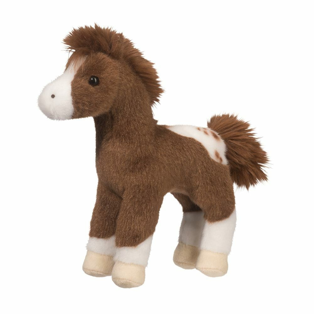 Warrior Appaloosa Horse 9 by Douglas Cuddle Toys