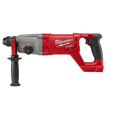 Milwaukee 2713-20 M18 Fuel 1 In. Sds Plus D-handle Rotary Hammer