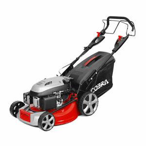 "Cobra MX534SPCE 21"" Petrol Lawn Mower Self Propelled WITH ELECTRIC START"