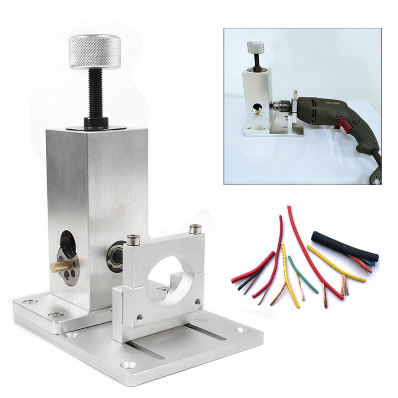 Scrap Wire Stripping Machine Electric Operated Stripper Wire Stripper Metal Tool