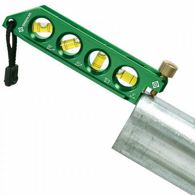 New Mini Magnetic Bending Level For Greenlee 555 853 854 855 Conduit Pipe Bender