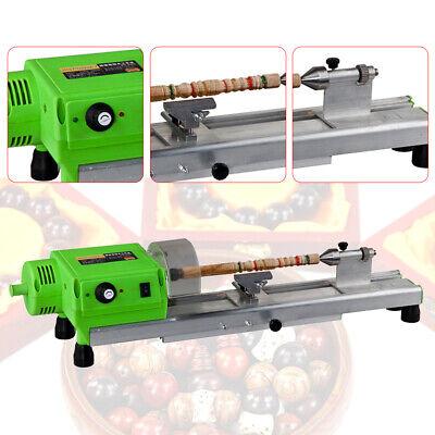 480w Wood Beads Lathe Polisher Polishing Machine Woodworking Diy Rotary 110v