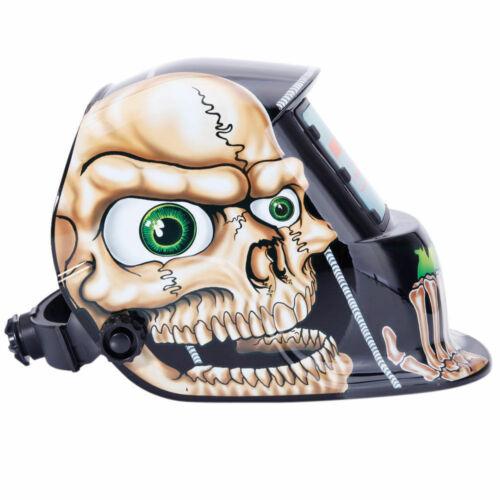 BBS Solar Auto Darkening Welding Helmet Arc Tig Mig Mask Grinding %%%