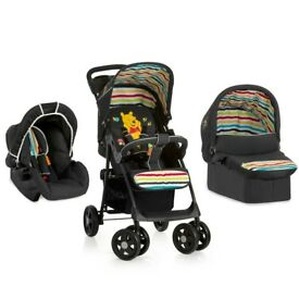 Hauck Shopper Travel System