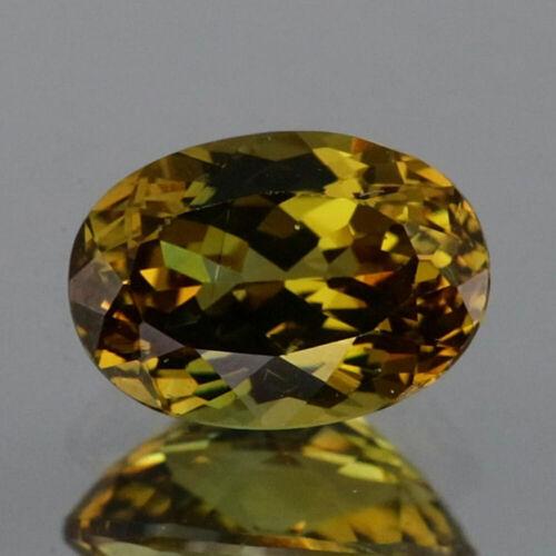 VDO_0.84 Cts_Brazil_Natural Grossular Garnet_Vivid Greenish Golden Yellow_GM425