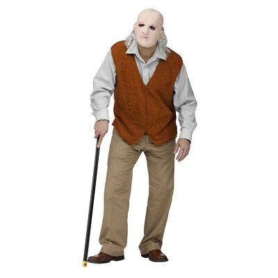 Funny Halloween Costumes Mens (Mens Grandpa Costume Geriatic Funny Costume sz)