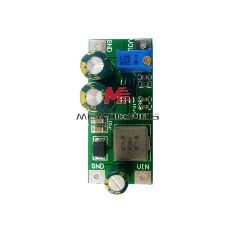 Dc 2.7-5.5v To 3.5-24v Dc-dc Adjustable Boost Converter Step-up Module 30w 6a