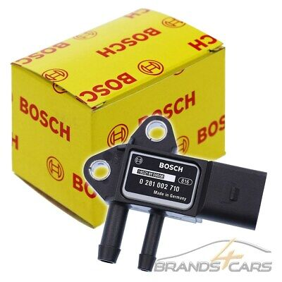 BOSCH ABGASDRUCK-SENSOR DIFFERENZDRUCK GEBER VW PHAETON 3D 3.0 V6 5.0 V10 TDI