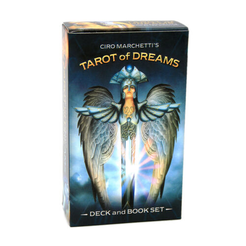 Tarot of Dreams Deck Journey Of Self-Discovery Insight And Divination 83 Cards