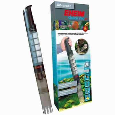 EHEIM QUICK VAC 3531 BATTERY SLUDGE VACUUM GRAVEL CLEANER FISH TANK AQUARIUM Sj