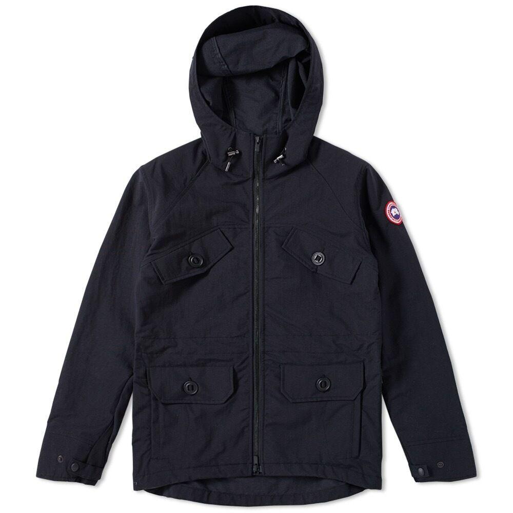 canada goose redstone jacket