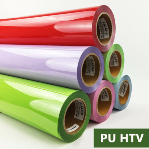 12 Quot X5 Ft Htv Heat Transfer Vinyl Roll Pu Lettering Film