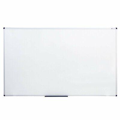 Viz-pro Dry Erase Boardwhiteboard Non-magnetic 60 L X 36 W Wall Mounted