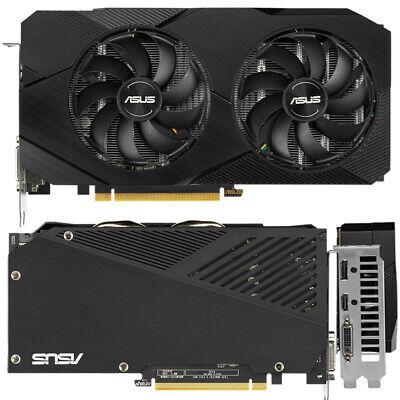 ASUS NVIDIA GeForce GTX 1660 SUPER 6GB DUAL OC EVO Turing Graphics...