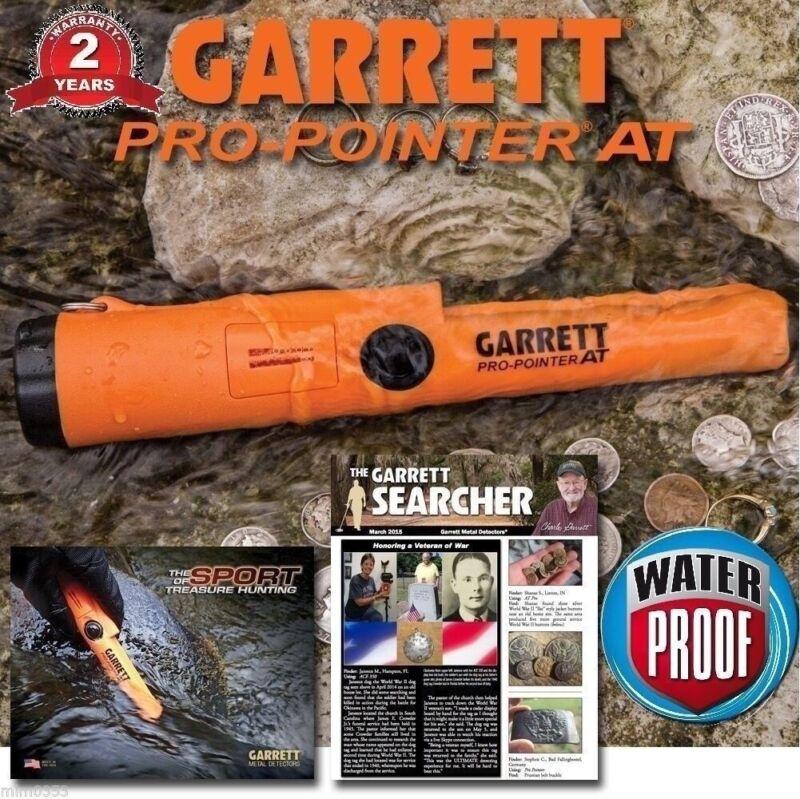 Garrett Maximum Sensitivity Pro-Pointer AT Metal Detector Pinpointer Waterproof
