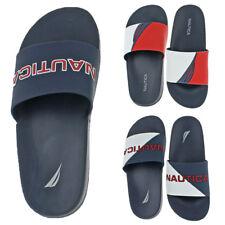 Buy and sell Nautica Men's Stono Rubber Slip On Retro 90s Sailing Pool Slide Sandals near me