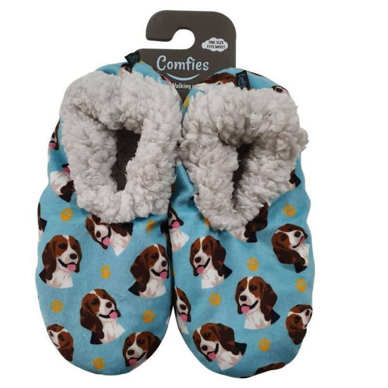 Beagle Slippers - Non Slip