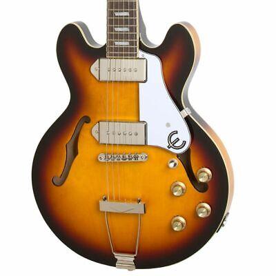 Epiphone Casino Semi-Hollow Guitar - Vintage Sunburst
