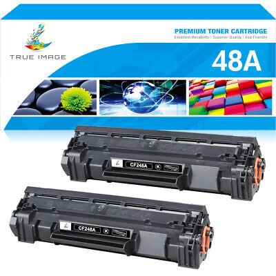 2PK Toner Compatible for HP 48A CF248A LaserJet Pro M15 M15w MFP M28a M28w M29a
