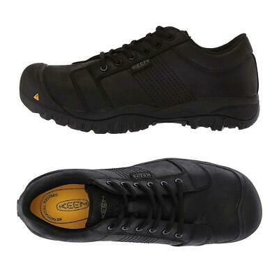 - NEW Keen Men's LA Conner ESD Aluminum Toe Waterproof Leather Work Safety Shoes