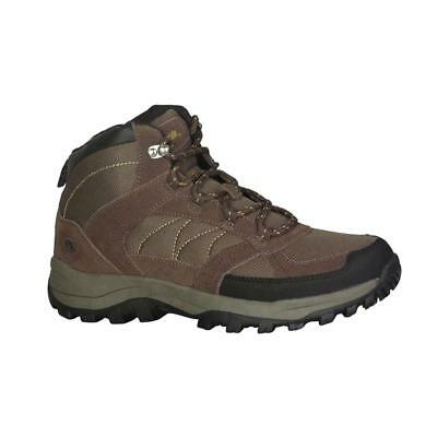 NEW Northside Men's Grandview Mid Hiking Leather Waterproof Boots Hiker Shoes