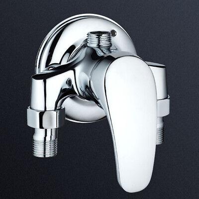 Vintage Badarmatur Mischbatterie Duscharmatur Brause Wasserhahn Einhebelmischer (Vintage Dusche Wasserhahn)