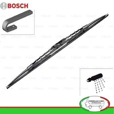 Scheibenwischer mit Bürste Scheibenwischer Bosch Twin N71 - 3397011238 700mm (Ar Reinigungsbürste)