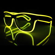 Yellow Frame Glasses