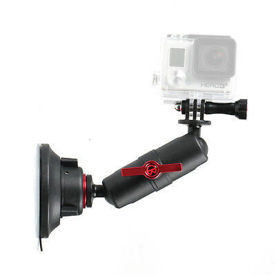 Kamerar Mighty Metal Arm Suction Cup Kit for GoPro, Action Cameras,Phones Suction-cup-kit
