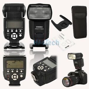 Yongnuo YN-565EX TTL Flash Speedlite for Canon 5DII 50D 60D 40D 400D 450D 500D