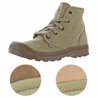 Palladium Pampa Hi Women's Canvas Military Combat Boots