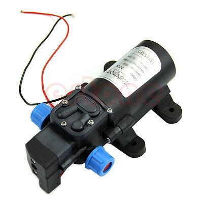 Motor High Pressure Dc 12v 45w 0142 Diaphragm Water Self Priming Pump 4lmin