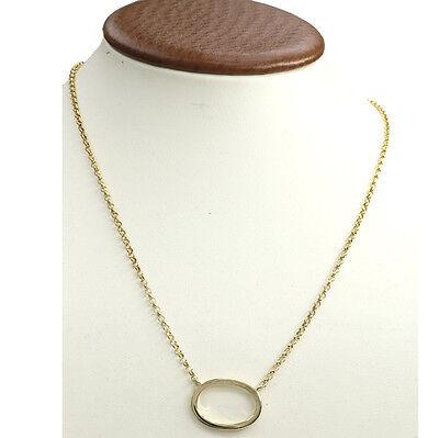 Gucci pendantebay 1 18k yellow gold authentic gucci pendant necklace mozeypictures Choice Image