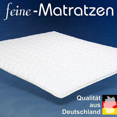 Kaltschaum Matratzentopper 180x200cm für Boxspringbetten und Matratzen