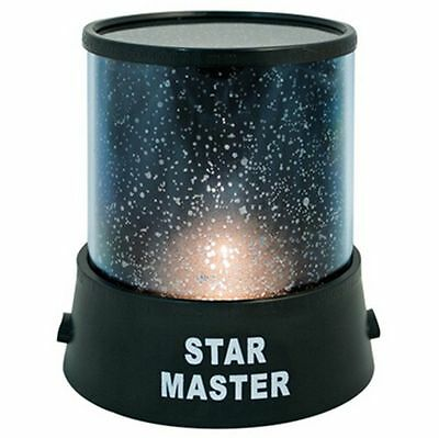 STAR SKY LED NIGHT LIGHT PROJECTOR LAMP childrens bedroom