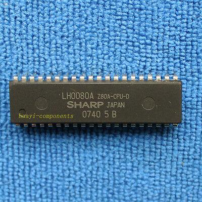 1pcs Sharp Lh0080a Z80a-cpu Z80a Cpu Dip40