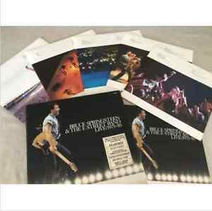 Bruce Springsteen&The E Street Band Live 1975-85 5 LPs Vinyl Box Waterloo Inner Sydney Preview