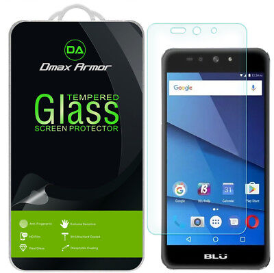 Deluxe Armor Pack - [3-Pack] Dmax Armor for BLU GRAND XL Tempered Glass Screen Protector