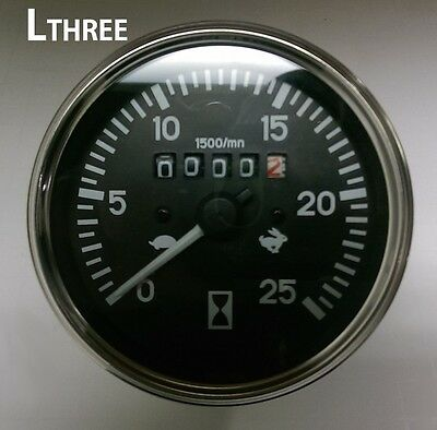 New Tachometer Made To Fit Massey Ferguson Tractor 240 253 260 261