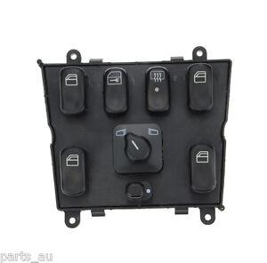 Master power window switch for mercedes benz w163 ml230 for Mercedes benz window switch