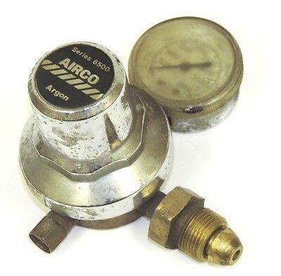 Airco Cga 580 Series 6500 Inert Gas Regulator 8066575