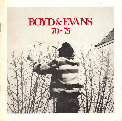 Neil Hanson / Boyd & Evans 70-75 1976
